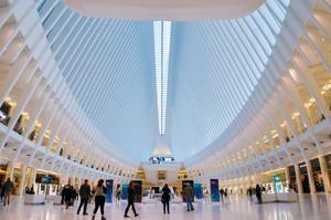 ワールドトレードセンターの地下