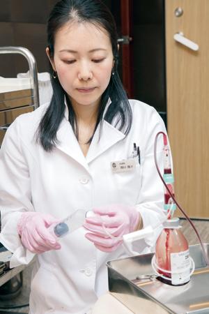 オゾン血液デトックスの治療法